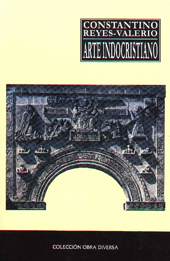 Portada Libro Arte Indocristiano